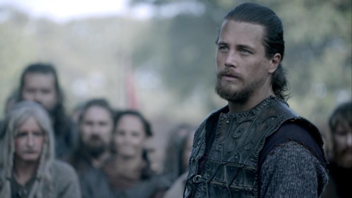 Ben Robson in Vikings