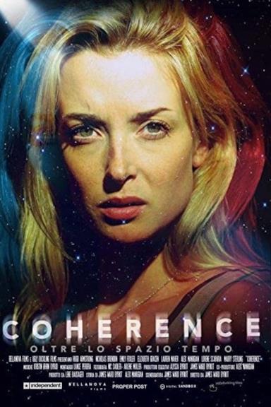 Poster Coherence - Oltre lo spazio tempo