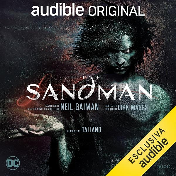 THe Sandman: la versione in italiano per Audible