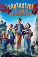 Poster I fantastici cinque - La valle dei dinosauri
