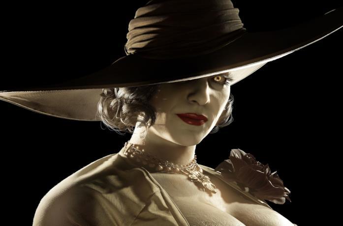 Lady Alcina Dimitrescu in Resident Evil Village