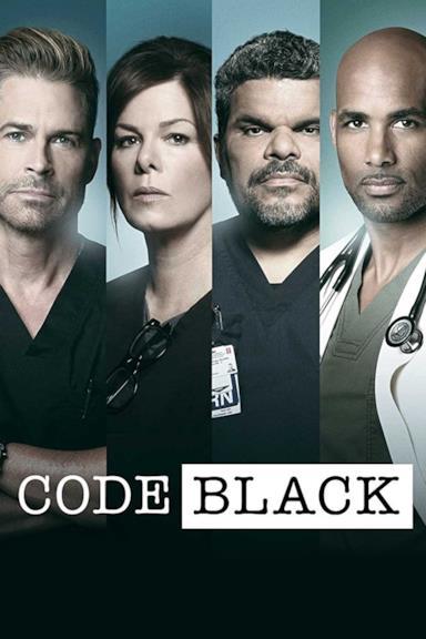 Poster Code Black