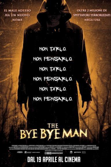Poster The Bye Bye Man