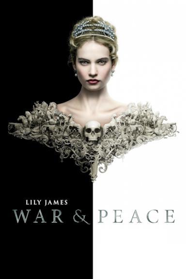 Poster Guerra e pace
