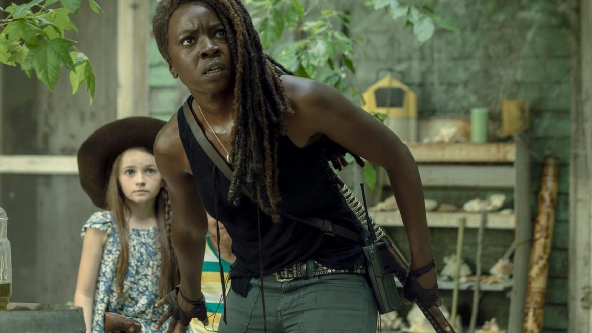 The Walking Dead 10: l'eredità di Michonne nel futuro della serie