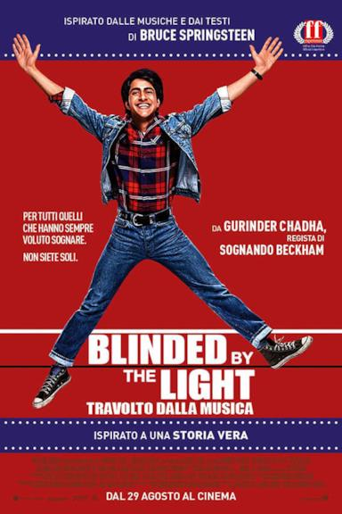 Poster Blinded by the Light - Travolto dalla musica