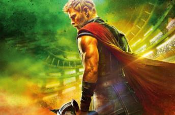 Thor in Thor: Ragnarok