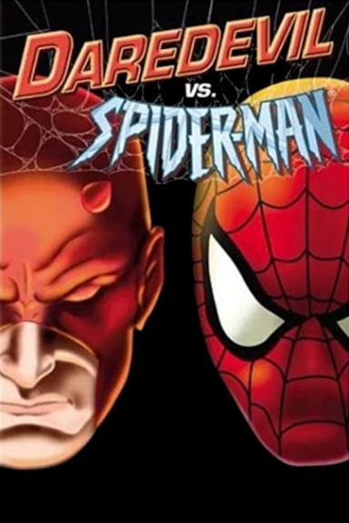 Poster Daredevil Contro Spider-Man