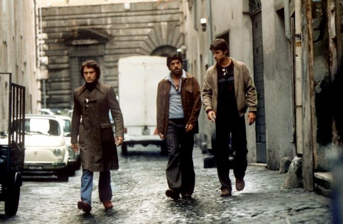 Claudio Santamaria, Pierfrancesco Favino e Kim Rossi Stuart