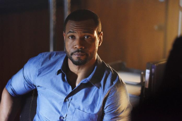Isaiah Mustafa in Shadowhunters