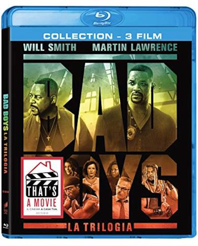 Cofanetto Blu-ray di Bad Boys - Film 1-3
