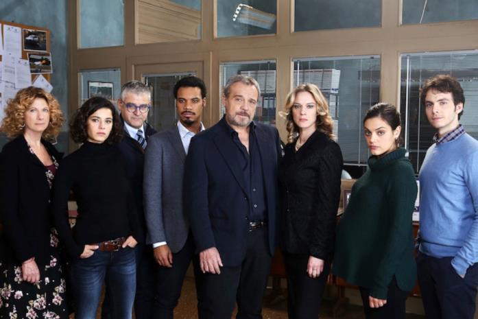 Nero a metà: il cast