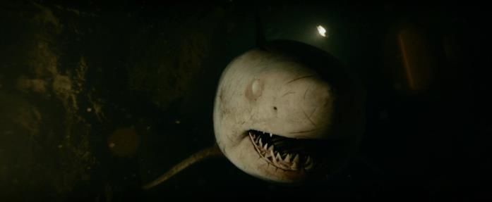 Lo squalo del film 47 metri - Uncaged