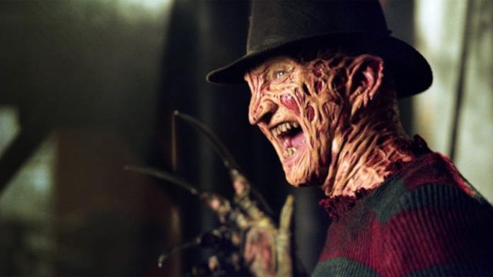 L'assassino del sogno Freddy Krueger è interpretato da Robert Englund