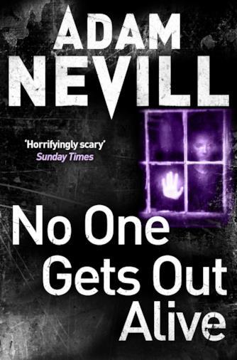 L'edizione inglese del romanzo di Adam Nevill da cui è tratto il film
