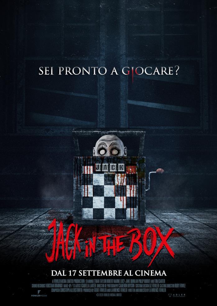 La locandina di Jack in the Box