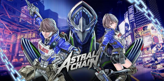 Astral Chain Platinum Games