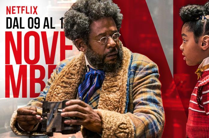 Netflix: i titoli in uscita 9-15 novembre 2020