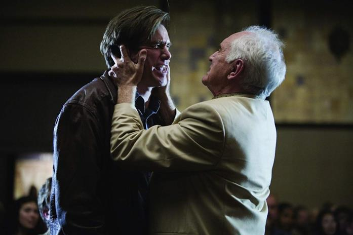 Jim Carrey e Terence Stamp