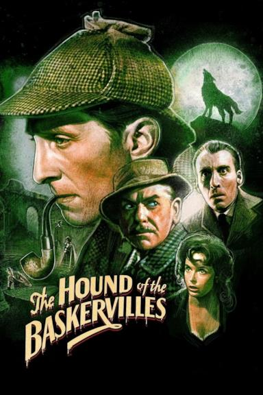 Poster La furia dei Baskerville