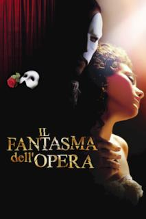 Poster Il fantasma dell'opera