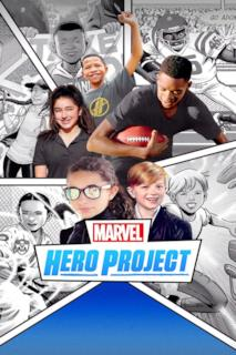 Poster Marvel's Hero Project