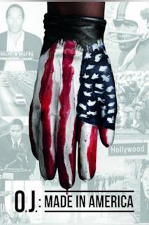 Poster O.J.: Made in America