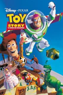 Poster Toy Story - Il mondo dei giocattoli