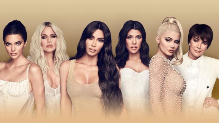 Il cast di Al passo con i Kardashian