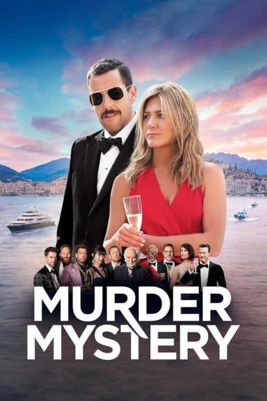 Poster Murder Mystery