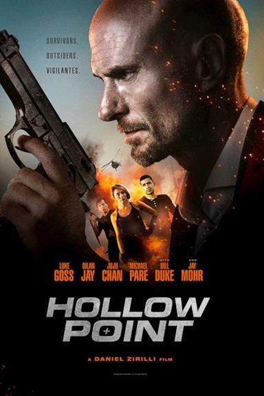 Poster Hollow Point - Punto di non ritorno