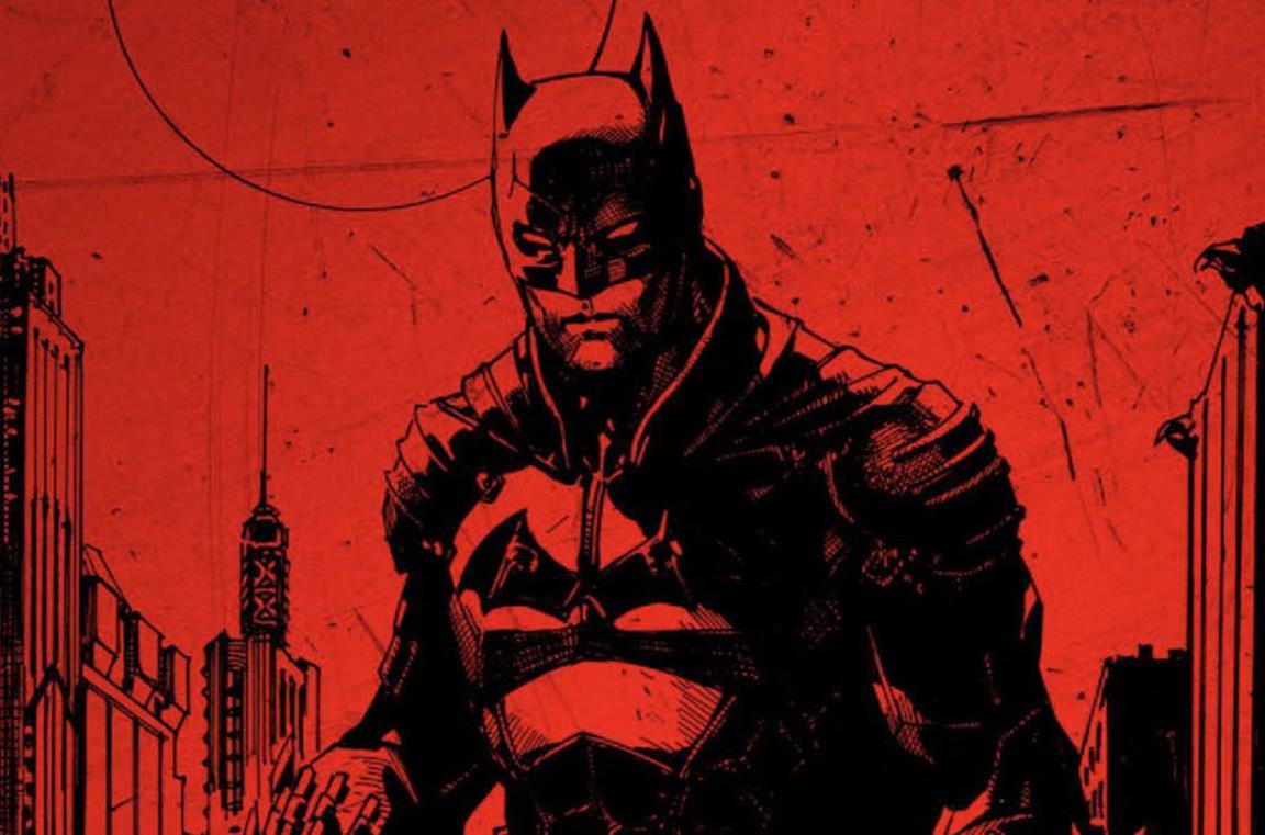 Un artwork ufficiale di The Batman a cura di Jim Lee