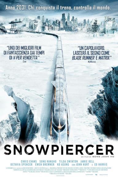 Poster Snowpiercer