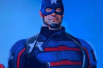 U.S. Agent come appare nei fumetti