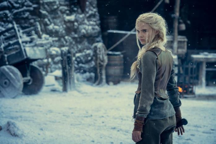 Freya Alan è Ciri nella stagione 2 di The Witcher