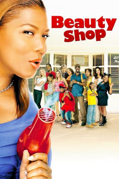 Poster Beauty Shop