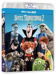 Hotel Transylvania 2 (Blu-Ray + Blu-Ray 3D);Hotel Transylvania 2