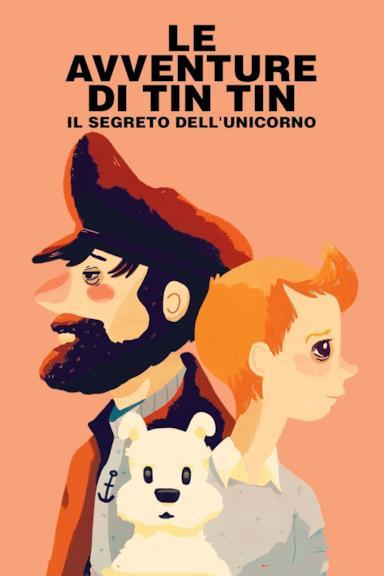 Poster Le avventure di Tintin - Il segreto dell'Unicorno