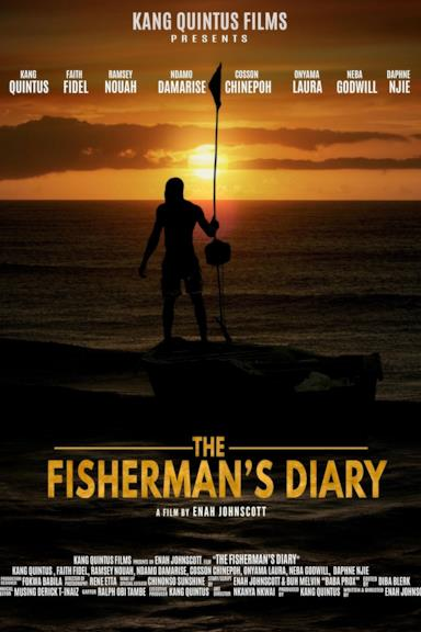 Poster Il diario del pescatore