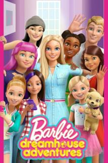 Poster Barbie Dreamhouse Adventures: Evviva i Roberts!