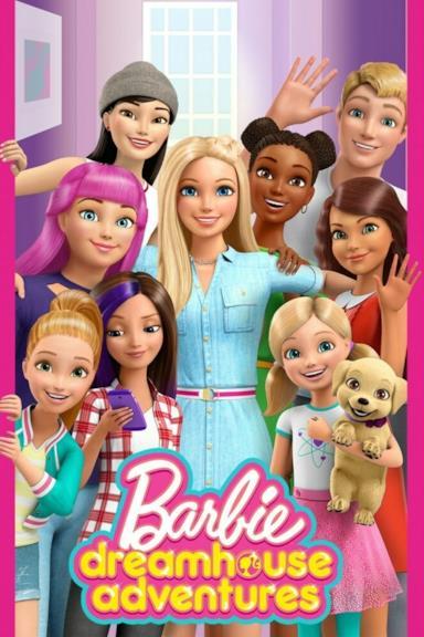 Poster Barbie Dreamhouse Adventures: Evviva i Roberts!