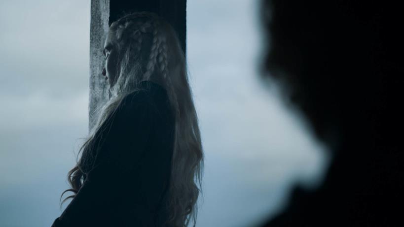 Game of Thrones 8x05: Daenerys a Roccia del Drago