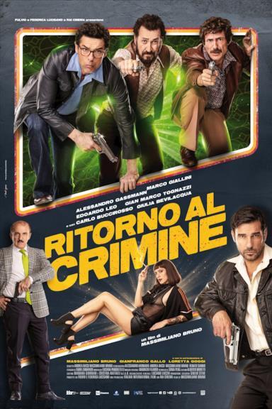 Poster Ritorno al crimine
