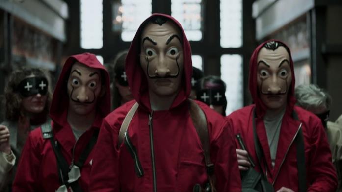 La maschera di Dalì