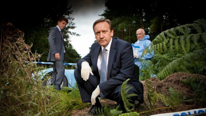 I protagonisti de L'Ispettore Barnaby