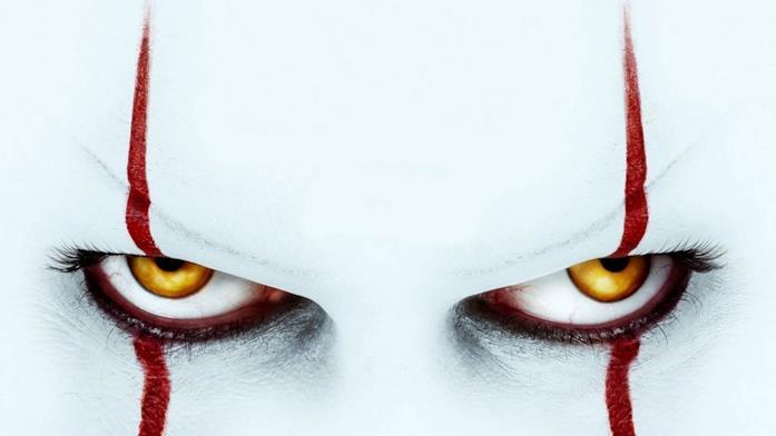 Gli occhi di Pennywise