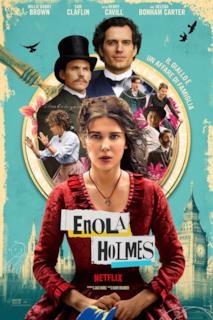 Poster Enola Holmes