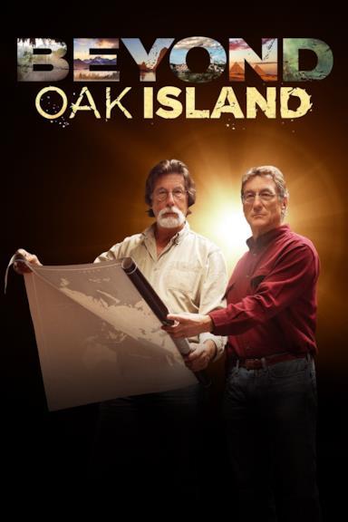 Poster Beyond Oak Island