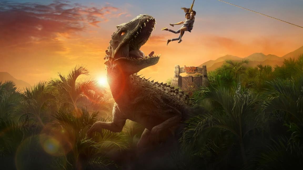 Jurassic World, trailer e anticipazioni della stagione 2