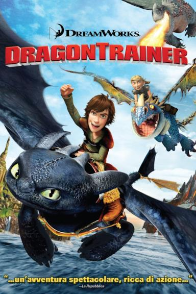 Poster Dragon Trainer